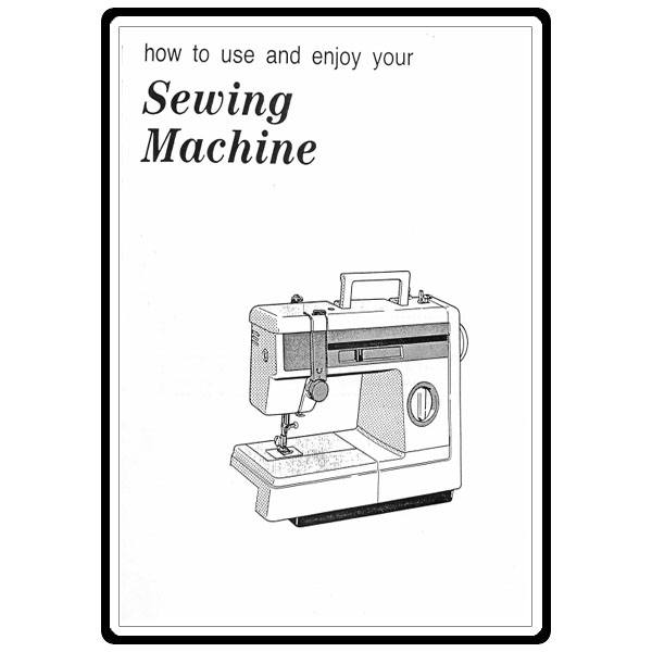 Instruction Manual, Brother VX809 : Sewing Parts Online