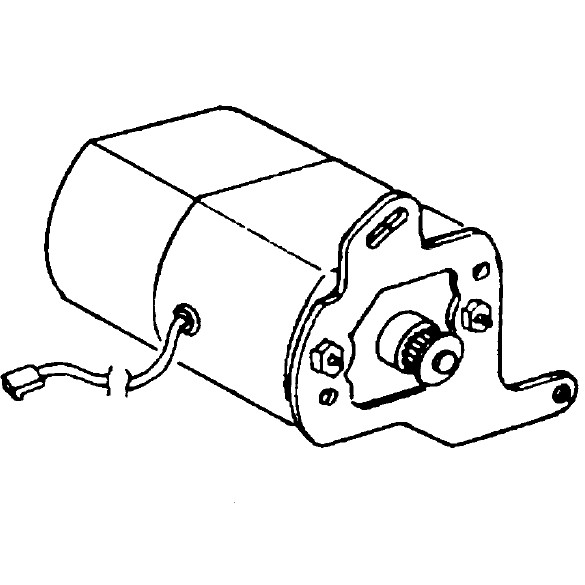 Motor, Janome #013990110 : Sewing Parts Online