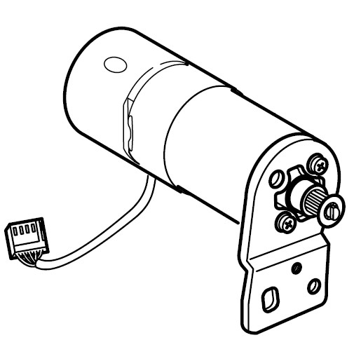 DC Motor, Janome #85262030 : Sewing Parts Online