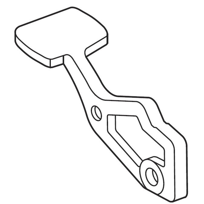 Presser Foot Lifter, Janome #858027006 : Sewing Parts Online