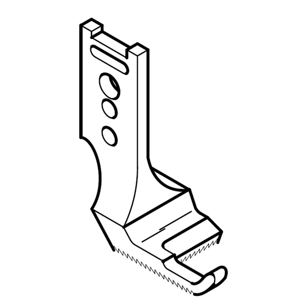 Presser Foot X4.0, Pfaff #91-049585-04/004 : Sewing Parts