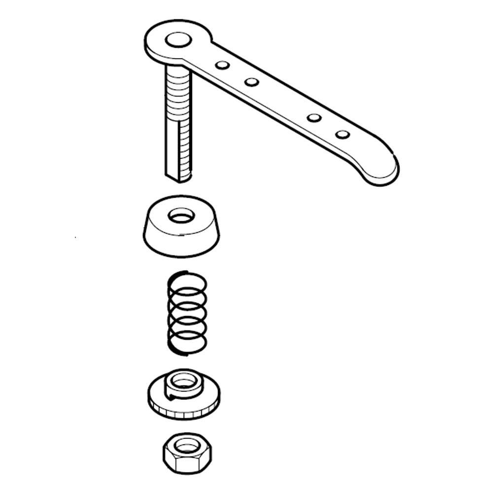 Thread Retainer, Pfaff #91-056578-91 : Sewing Parts Online