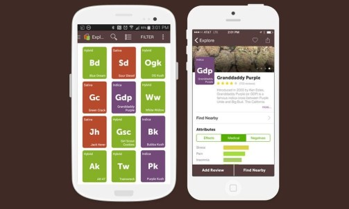 Image result for leafly app