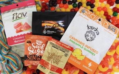 PLUS.C, plus-products, edibles, gummies, THC, California, U.S., CPG, CBD, Dixie brands