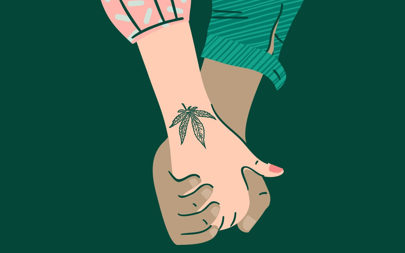 weed sex dating