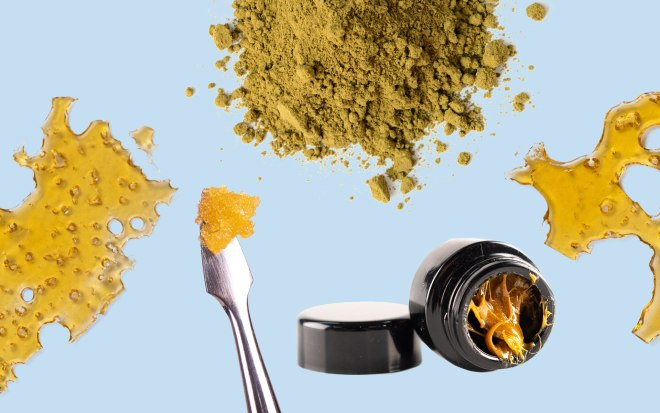 cannabis concentrates canada