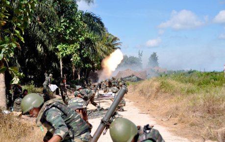 Memperingati Wira Yang Terkorban Pada Peristiwa Pengganas Kesultanan Sulu | News | Rojak Daily