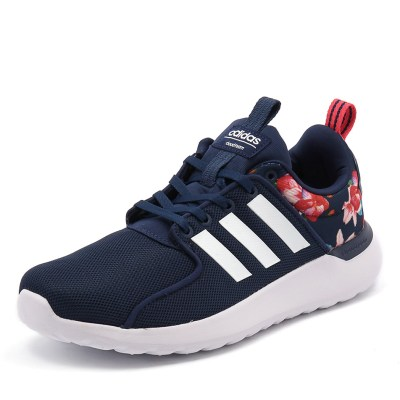 Adidas Neo Cloudfoam Lite Racer Blue/White/Red (Blue)