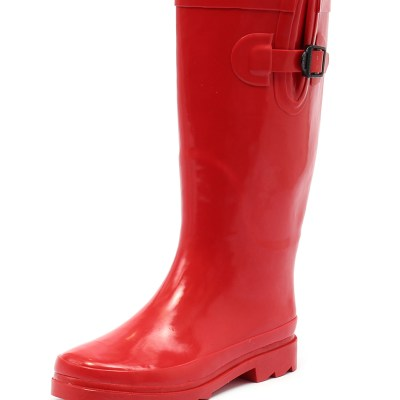 Gumboots Chilli Red (Red)