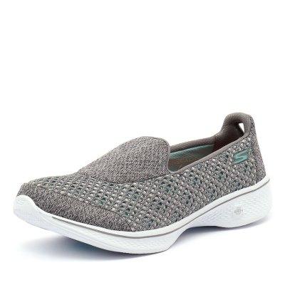 Skechers Go Walk Kindle Grey (Grey)
