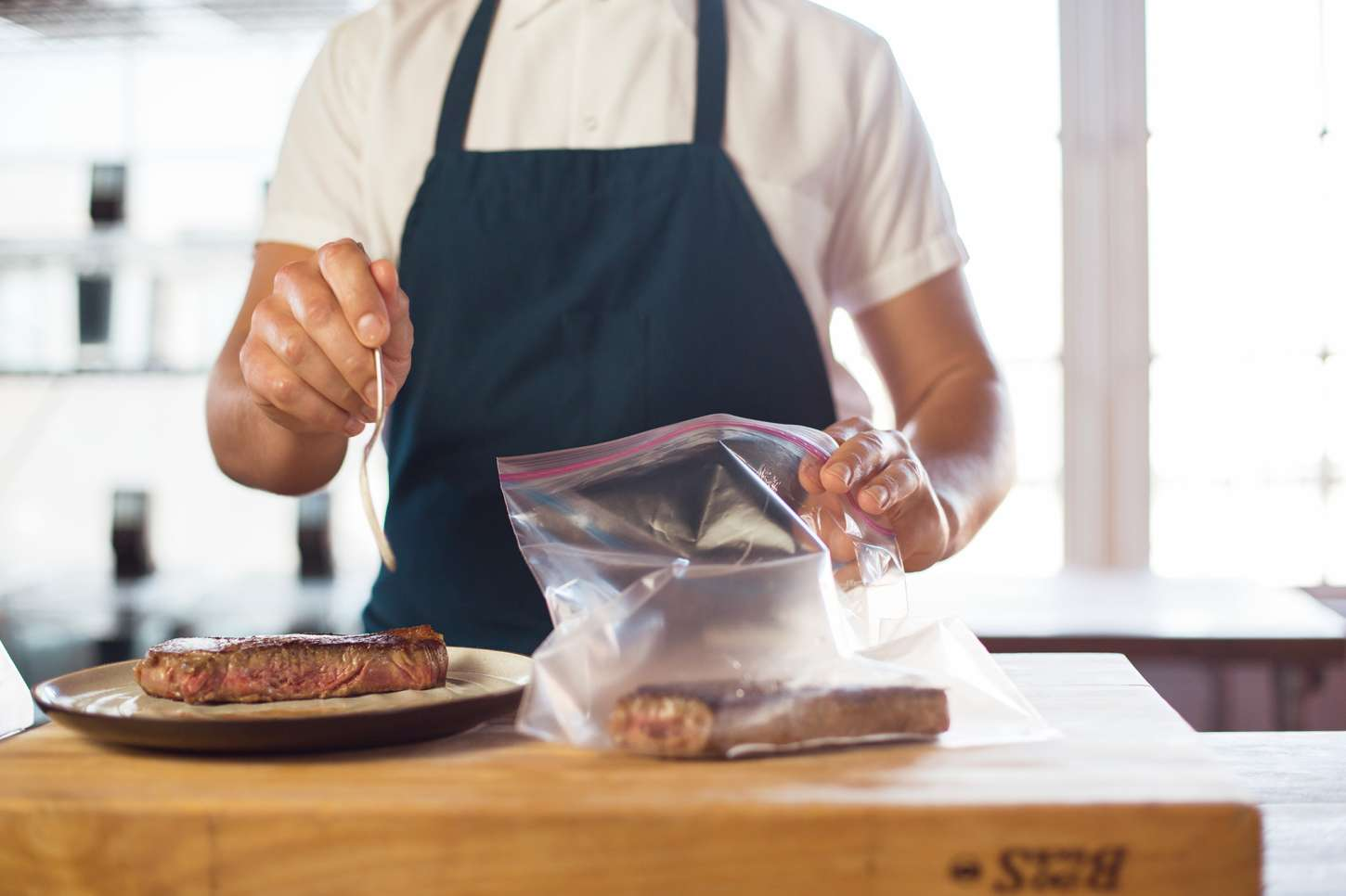 medium resolution of the four basic steps of sous vide cooking