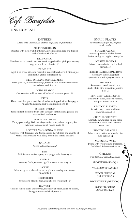 Catering Menu Templates That Are Easy To Customize