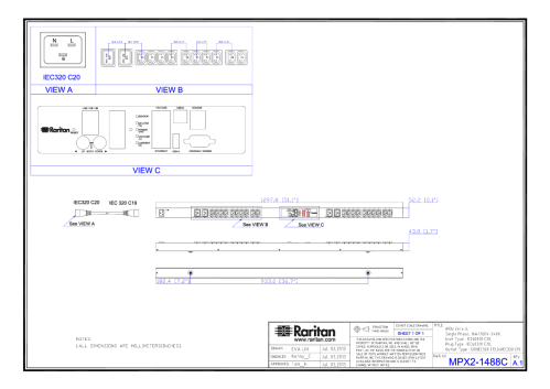 small resolution of  rack pdu px2 1488c product selector raritan iec320 c14 wiring diagram iec 320 45