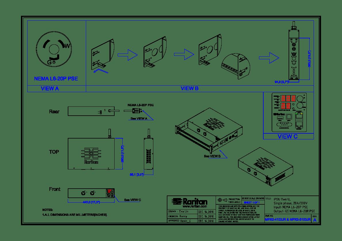 Rack Pdu Px2 Jr Product Selector
