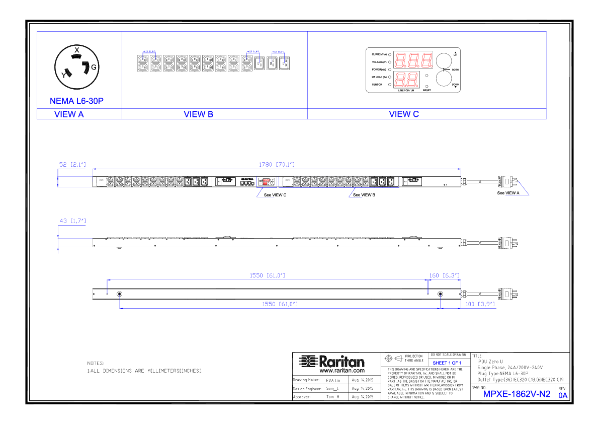 Rack Pdu Pxe V N2 Product Selector