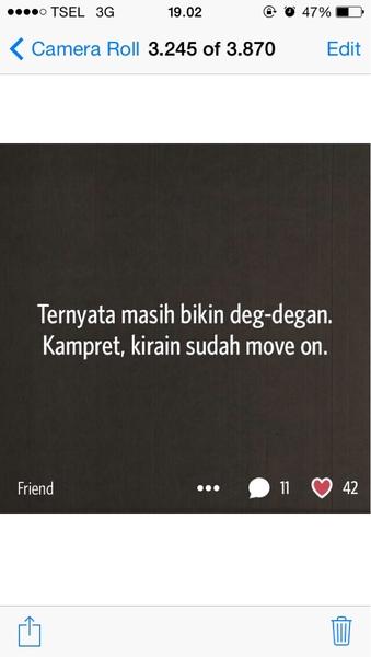 Move On Artinya : artinya, Susah, Artinya, Pernah, Ngalamin?, Dong!, Ask.fm/diandramlndn