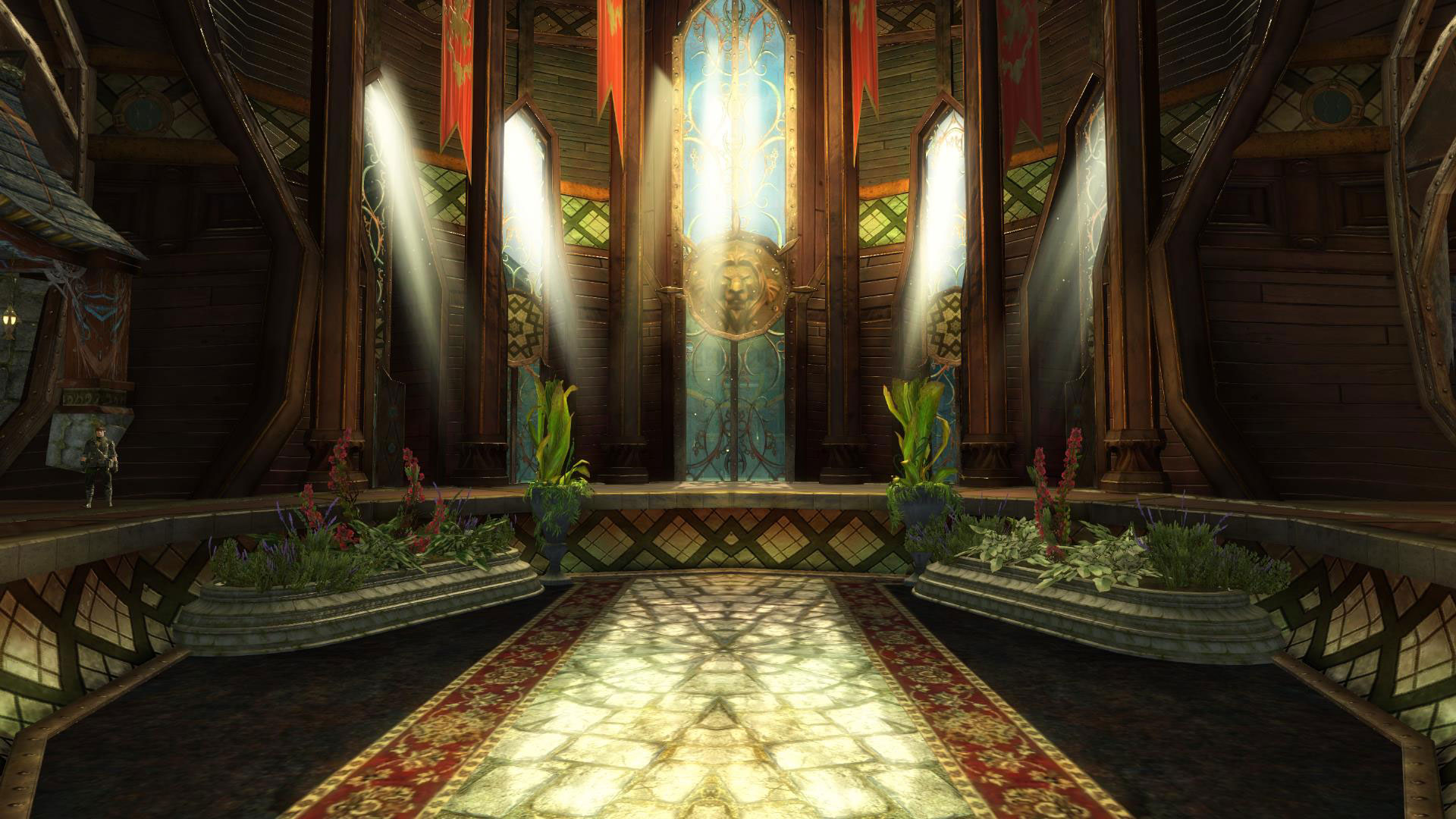 GW2 Guild Halls–Taken From The Enemy Dulfy