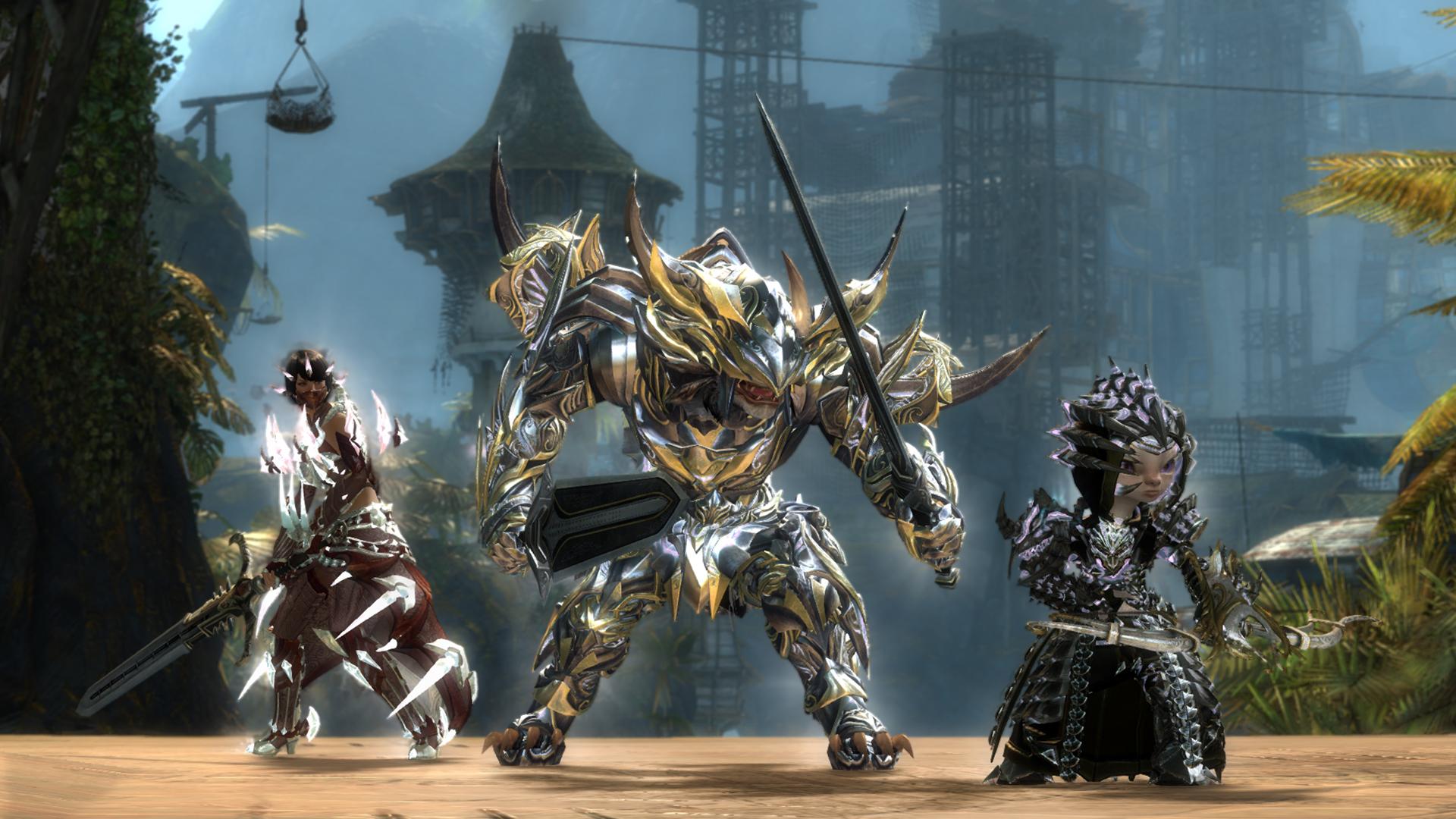 gw2 legendary armor coming