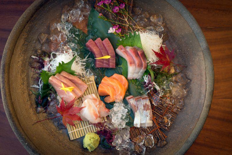 Premium Selection of Sashimi, Amanpuri