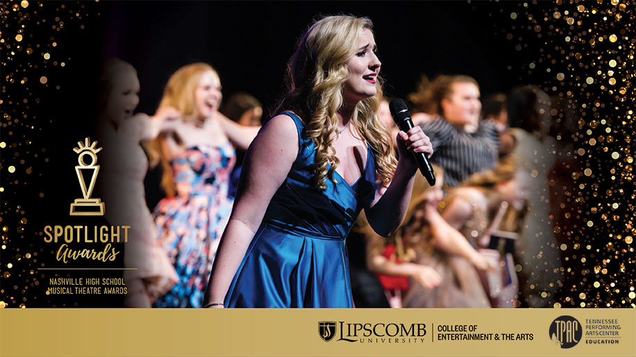 TPAC & Lipscomb University celebrate high school talent in 2019 Spotlight Awards