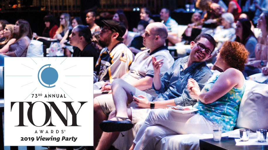 Tony Awards Viewing Party on June 9