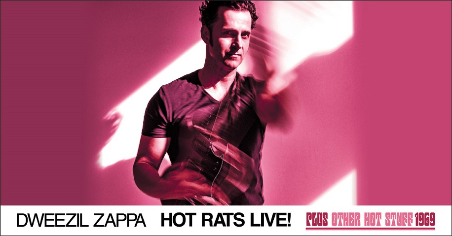 Dweezil Zappa Hot Rates Live! Plus Other Hot Stuff 1969