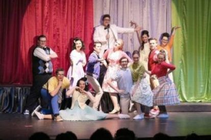 McGavock High School theater production of Hairspray