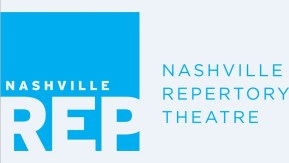 Blue and White Nashville Rep Logo
