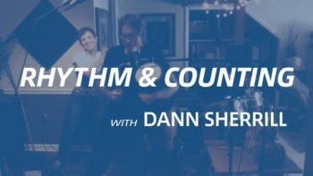 Virtual Resources: Rhythm & Counting with Dann Sherrill