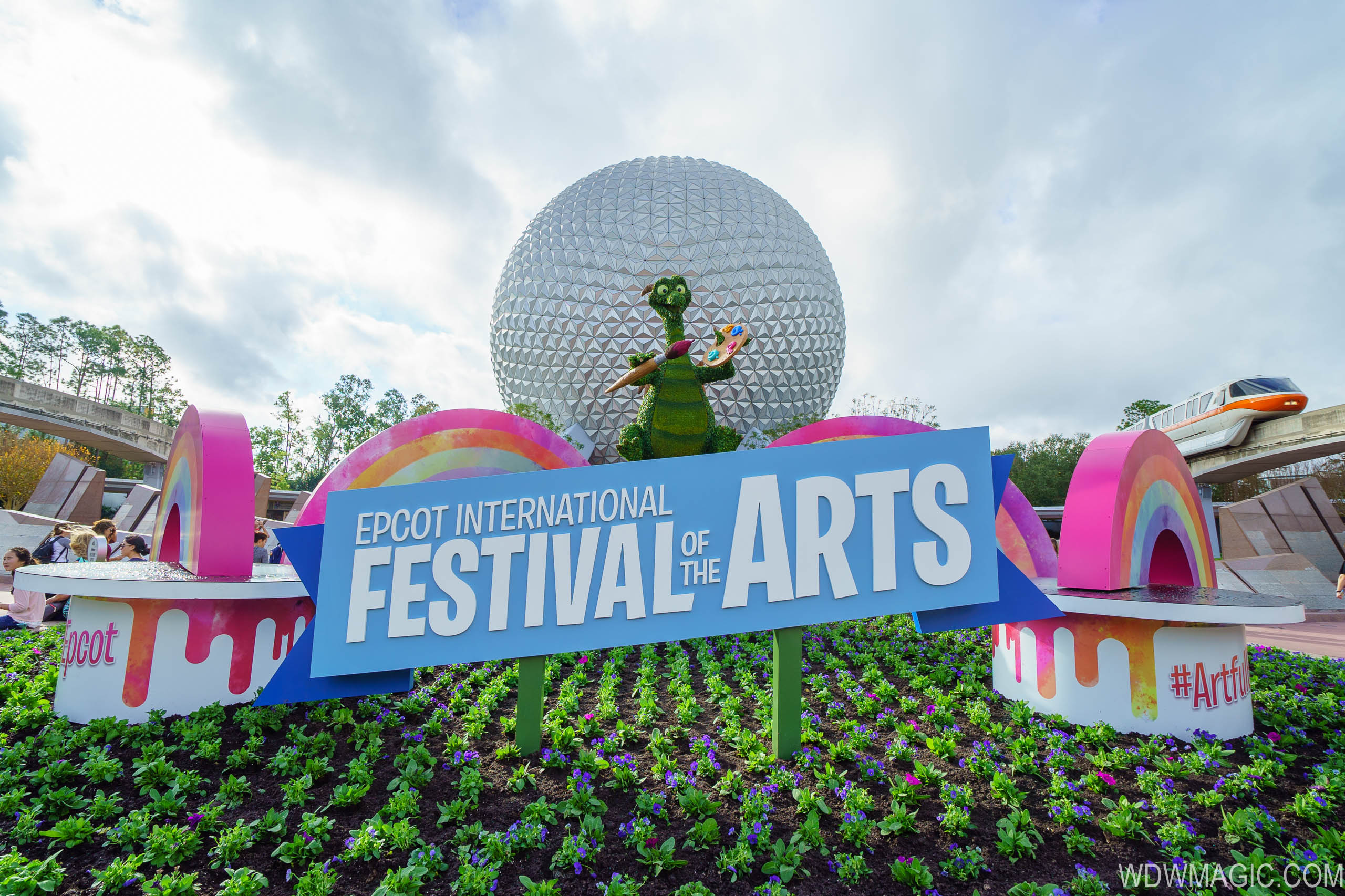 2018 International Festival Epcot