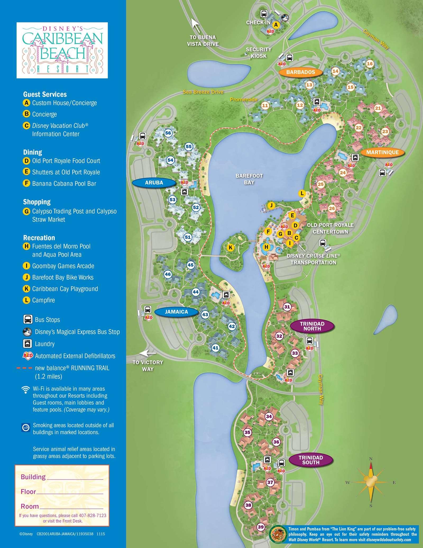 Pop Century Resort Map : century, resort, April, Disney, World, Resort, Hotel, Photo