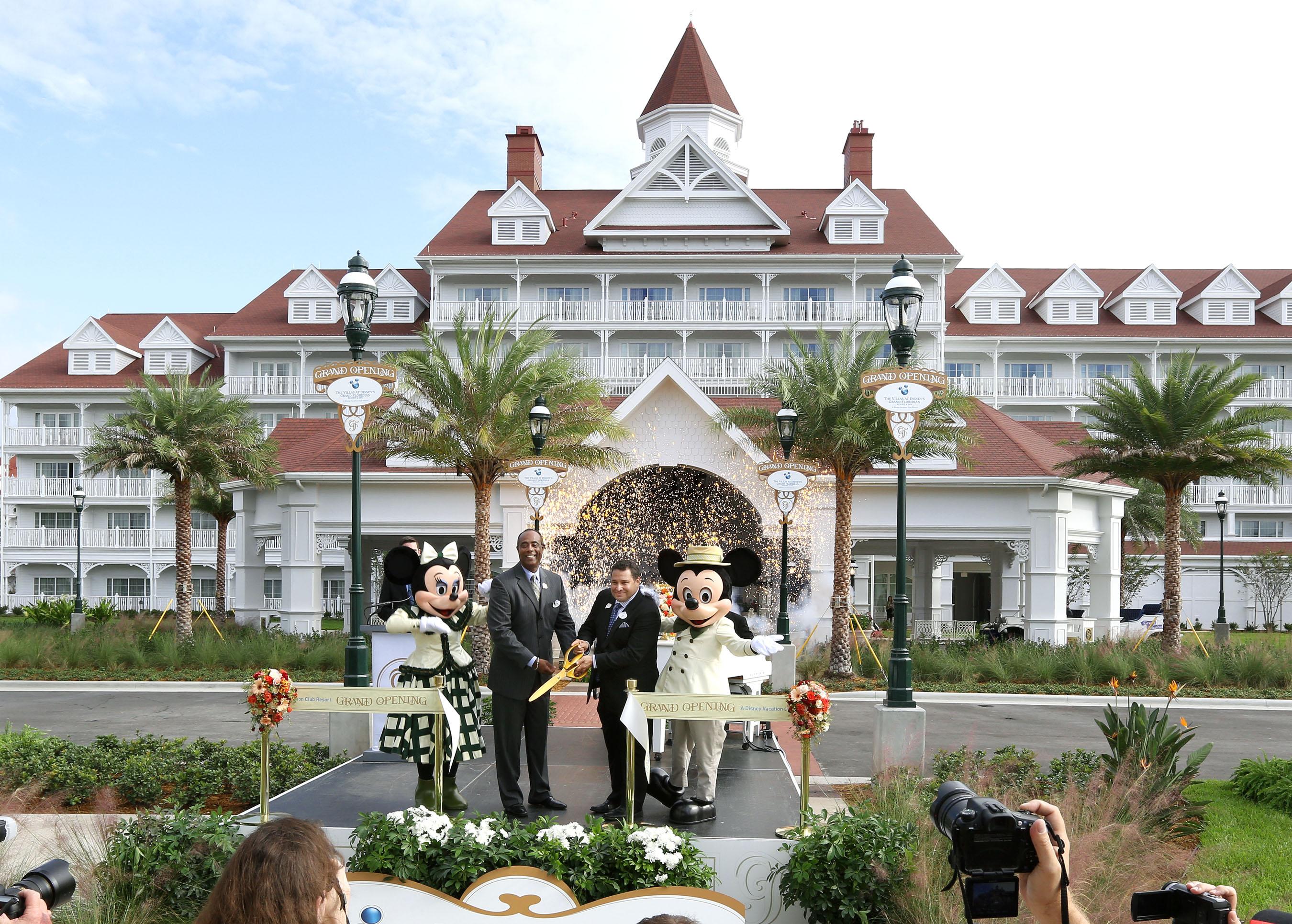 Disney Grand Floridian Villas