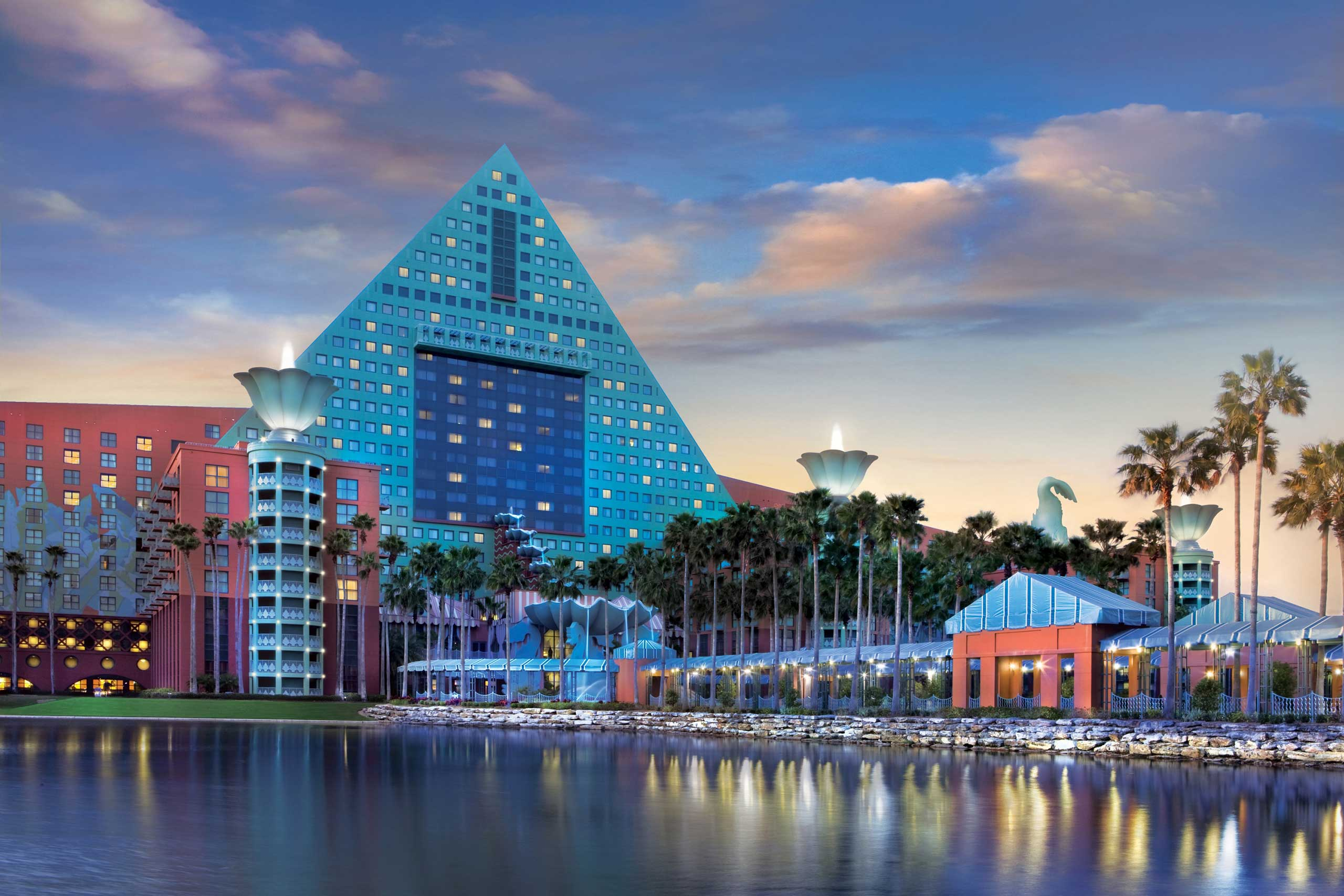 Disney World Dolphin Resort