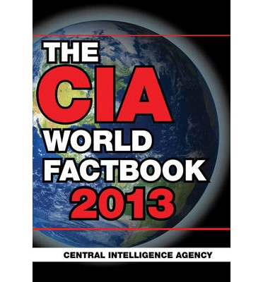 The CIA World Factbook 2013 Central Intelligence Agency