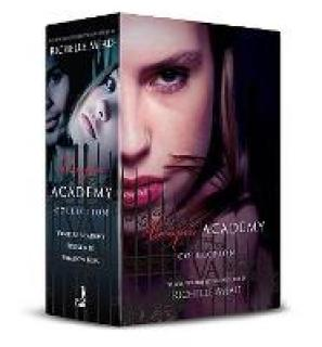 Vampire Academy Collection (Three Volume Set)