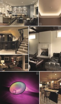 Design Guide: Basement Lighting Ideas and Options | Home ...