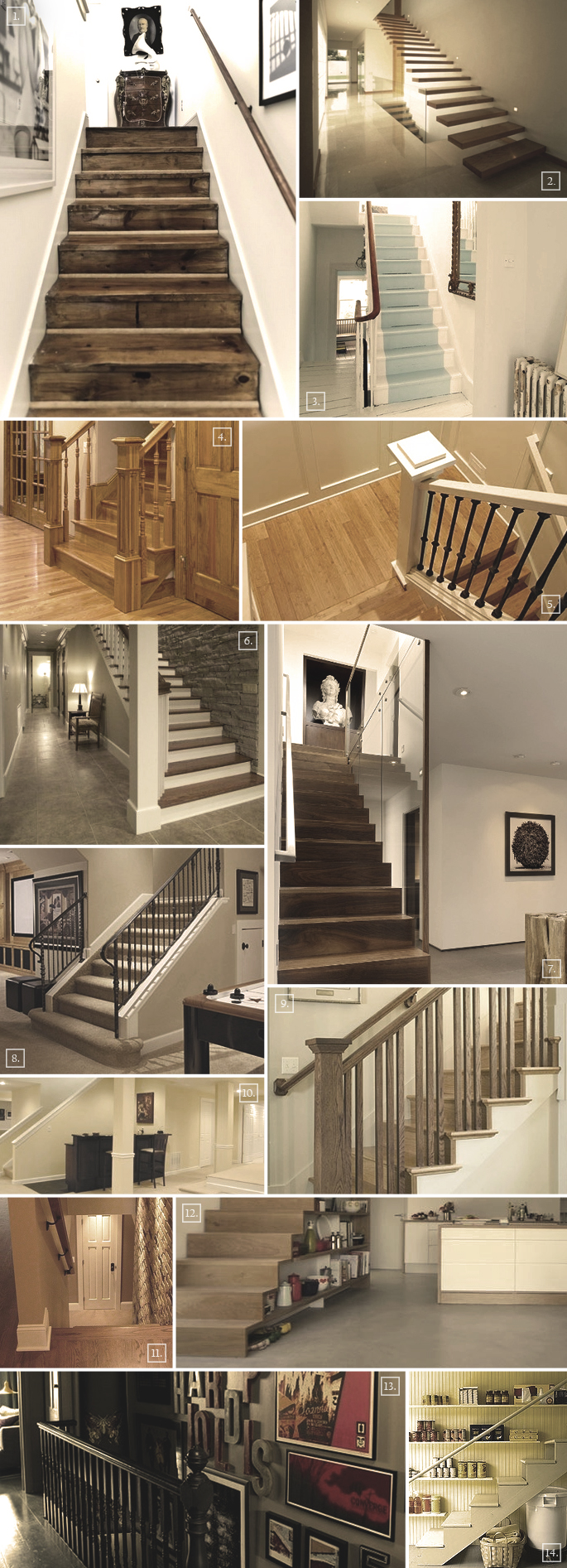 Ideas For a Basement Staircase: Designs, Railings, Storage