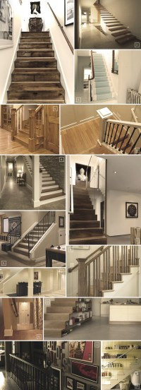 Ideas For a Basement Staircase: Designs, Railings, Storage ...