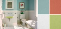 Bathroom Color Ideas: Palette and Paint Schemes | Home ...