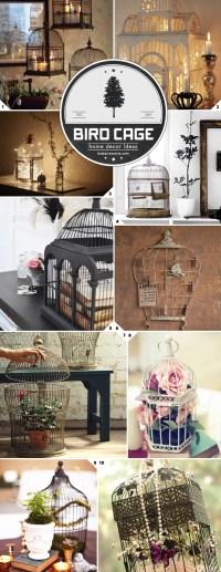 Home Decor Ideas: Using Bird Cages | Home Tree Atlas