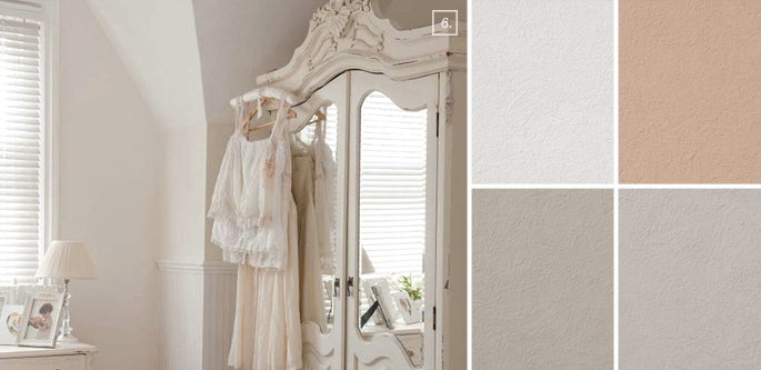 room styling shabby chic