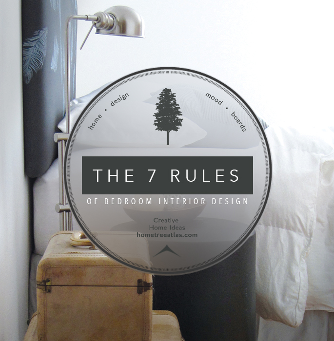The 7 Rules Of Bedroom Interior Design Home Tree Atlas