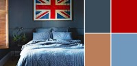 Vintage Paint Colors and Palette Home Style Guide   Home ...