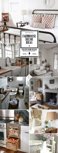 Vintage and Rustic Farmhouse Decor Ideas: Design Guide
