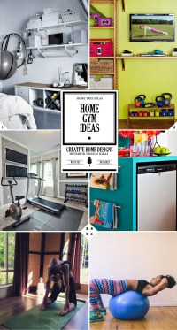 Home Gym Ideas: Creating Your Own Workout Space   Home ...