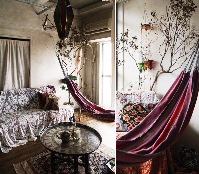 How To Add a Relaxing Indoor Hammock in Your Home  Home
