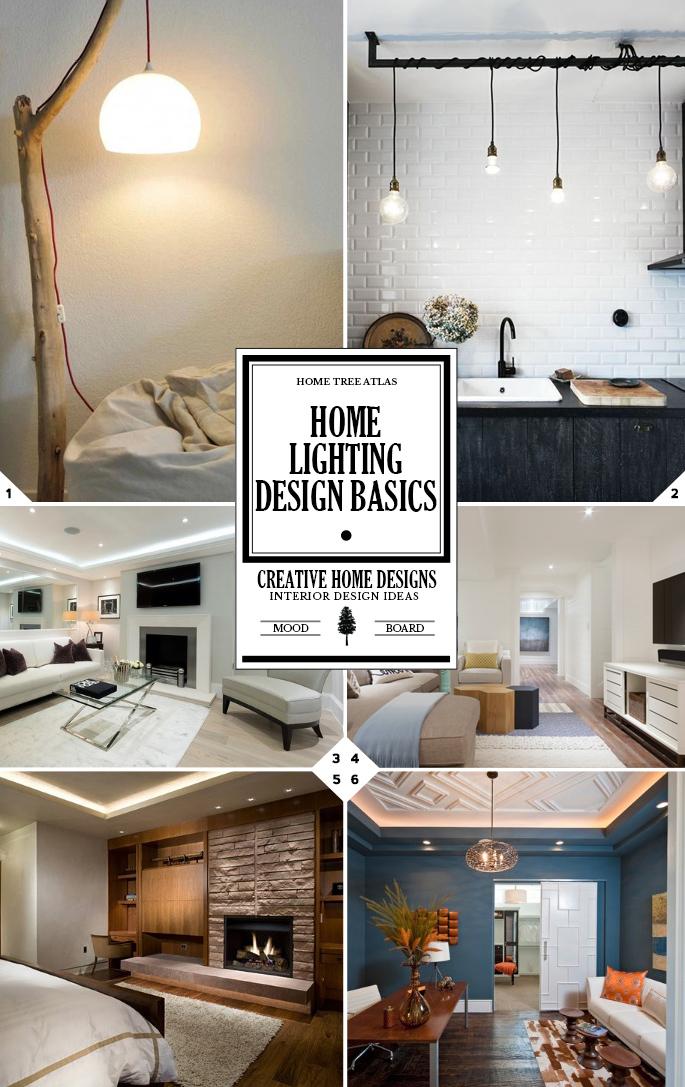 The Simple Guide Home Lighting Design Basics  Home Tree Atlas