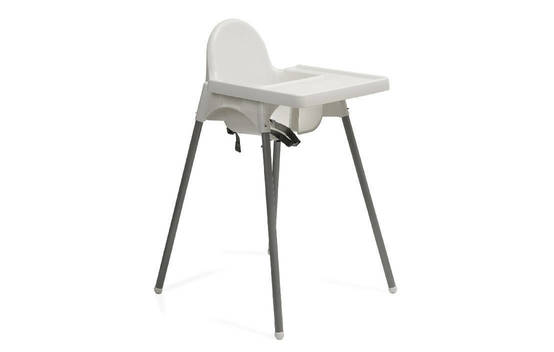 ikea high chairs medicine ball chair target antilop with tray reviews ratings consumer nz