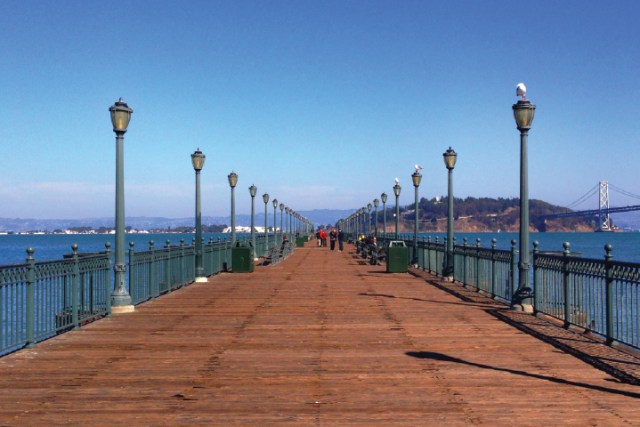 Top 10 Photo Spots in San Francisco - Pier 7