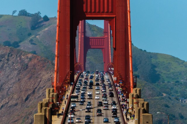 Top 10 Photo Spots in San Francisco - Golden Gate Bridge Overlook
